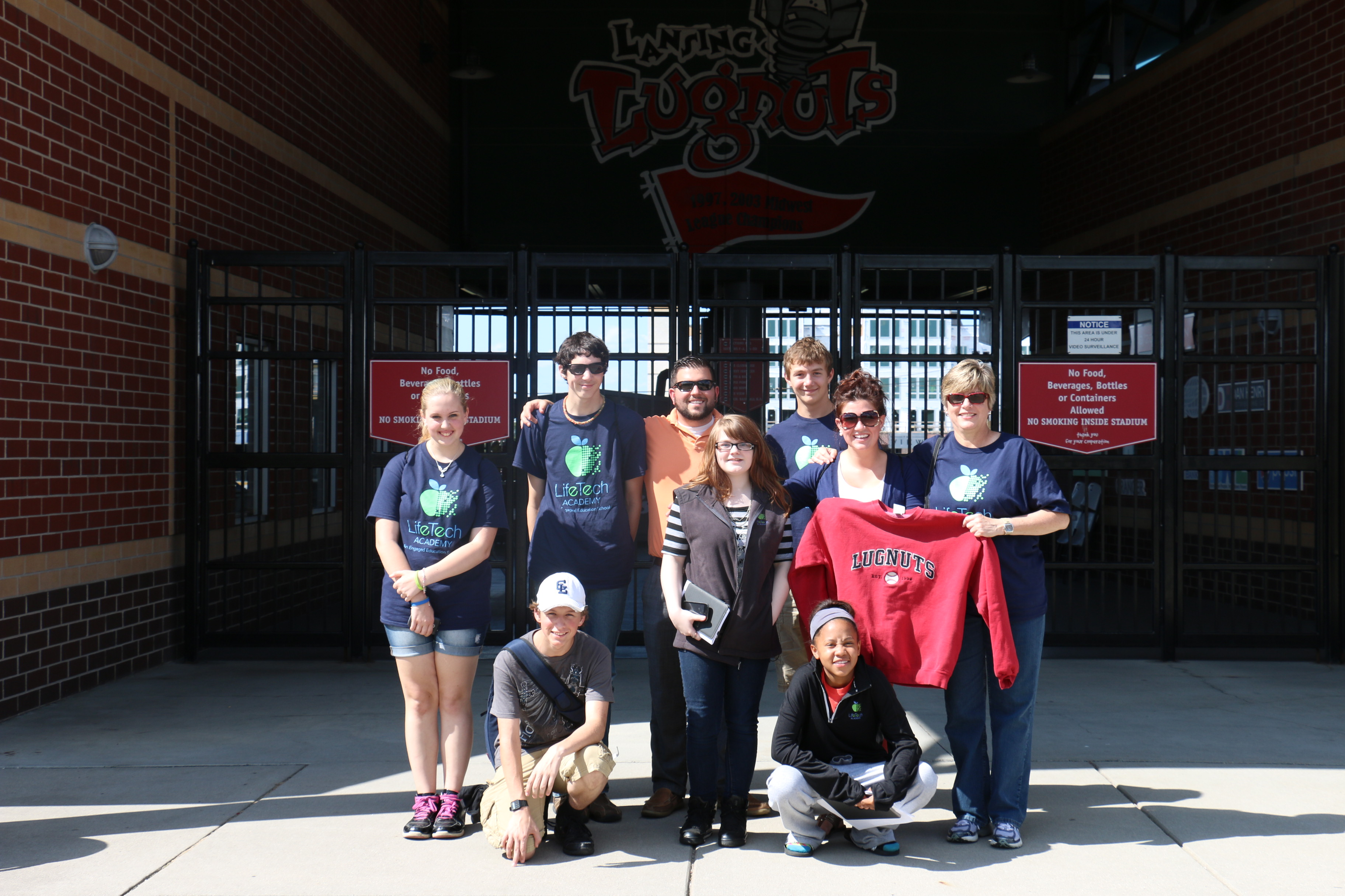 Lansing Lugnuts Project