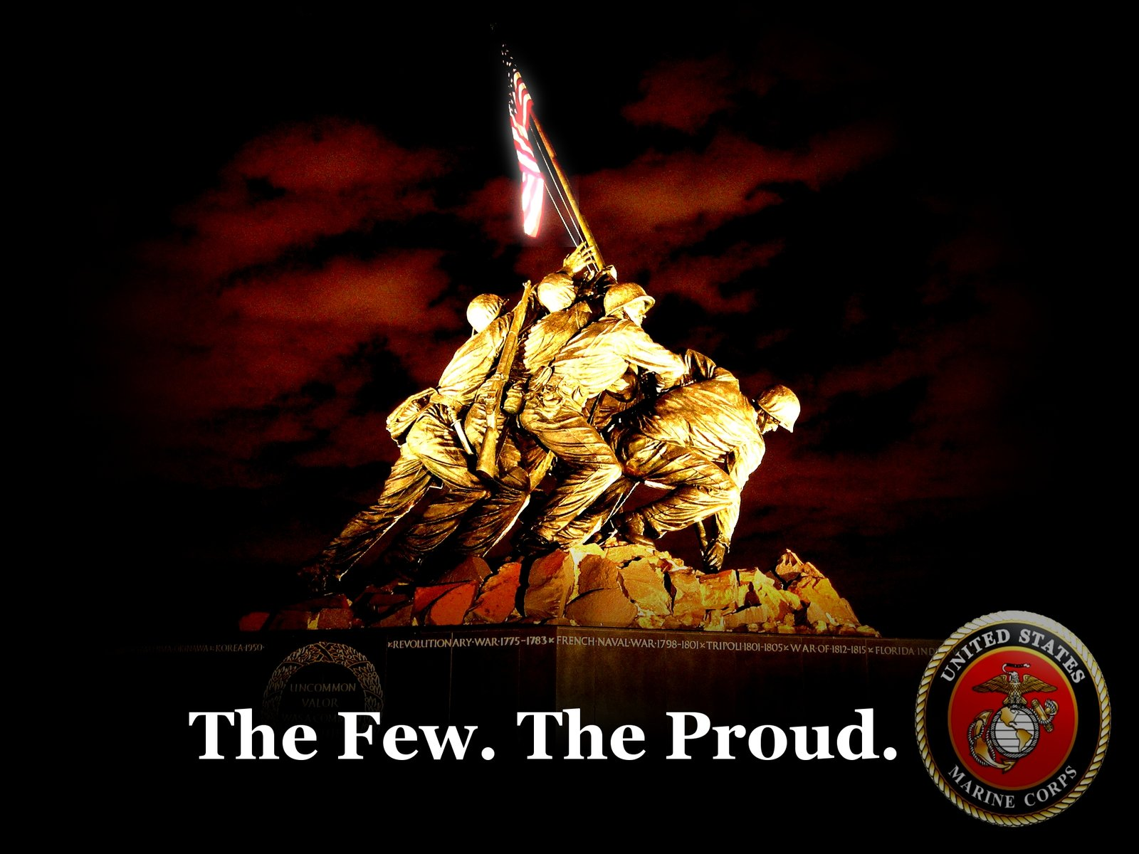 united states marines proud