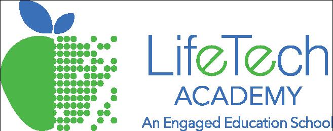 Online School - LifeTech Academy Logo